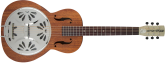 Gretsch Guitars - G9200 Boxcar Round-Neck, Mahogany Body Resonator Guitar - Natural