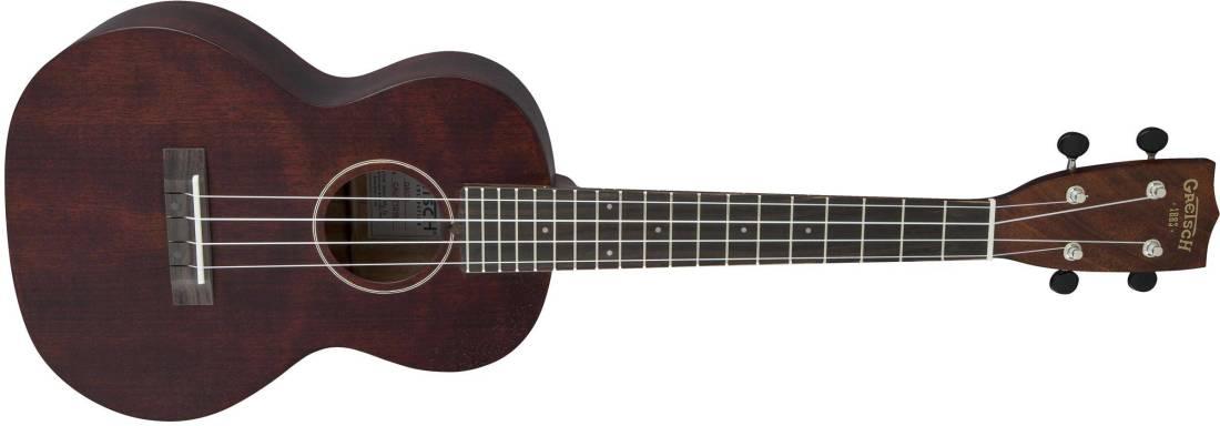 gretsch guitars g9120 tenor standard ukulele with gig bag ovangkol fingerboard vintage. Black Bedroom Furniture Sets. Home Design Ideas