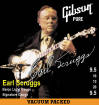 Gibson - Earl Scruggs 5-String Banjo Strings Loop Ends - 10-22