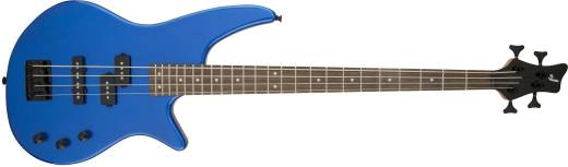 JS Series Spectra Bass JS2, Laurel Fingerboard - Metallic Blue