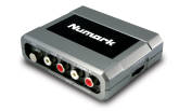 Numark - Stereo I/O - DJ Audio Interface