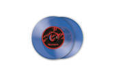 Numark - Colored Vinyl For NS7 Ice Blue X 2