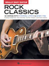 Hal Leonard - Rock Classics: Really Easy Guitar - Guitar TAB - Book