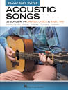 Hal Leonard - Acoustic Songs: Really Easy Guitar - Guitar TAB - Book