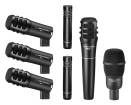 Audio-Technica - PRO-DRUM7 Drum Microphone Pack - PRO25AX, PRO63, PRO23(x3), AT2021(x2)