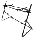 Sequenz - 88-Note Large Keyboard Stand - Black