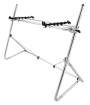Sequenz - 88-Note Large Keyboard Stand - Silver