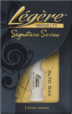 Signature Series Alto Sax Reed - 3