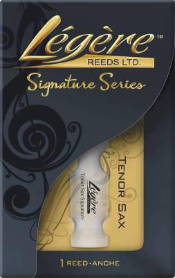 Signature Series Tenor Sax Reed - 2
