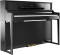 LX705 Digital Piano w/Stand & Bench - Polished Ebony