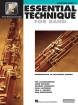 Hal Leonard - Essential Technique for Band (Intermediate to Advanced Studies) Book 3 - Bassoon - Book/Media Online (EEi)