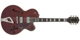Gretsch Guitars - G2420 Streamliner Hollow Body with Chromatic II, Laurel Fingerboard - Walnut
