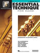 Hal Leonard - Essential Technique for Band (Intermediate to Advanced Studies) Book 3 - Trumpet - Book/Media Online (EEi)
