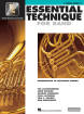 Hal Leonard - Essential Technique for Band (Intermediate to Advanced Studies) Book 3 - F Horn - Book/Media Online (EEi)