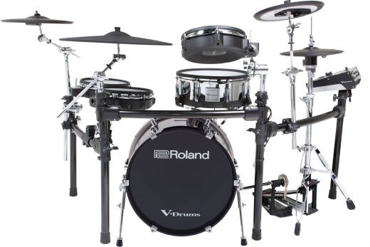 TD-50KS Dynamic V-Drums w/ 180 KD Bass Drum and Stand