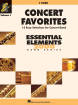 Hal Leonard - Concert Favorites Vol. 1 (15 Easy Selections for Concert Band) - F Horn - Book
