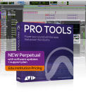 Avid - Pro Tools Software Perpetual License for Academic Institutions w/1-Year Upgrades and Support Plan - Download