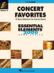 Hal Leonard - Concert Favorites Vol. 2 (15 Easy Selections for Concert Band) - Clarinet - Book