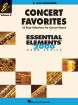 Hal Leonard - Concert Favorites Vol. 2 (15 Easy Selections for Concert Band) - Alto Saxophone - Book