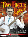 Hal Leonard - Two-Finger Banjo - Sheridan - Banjo - Book/Audio Line