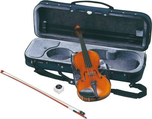 4/4 Step-Up Violin with Case, Bow and Rosin