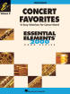 Hal Leonard - Concert Favorites Vol. 2 (15 Easy Selections for Concert Band) - Percussion - Book