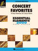 Hal Leonard - Concert Favorites Vol. 2 (15 Easy Selections for Concert Band) - Keyboard Percussion - Book