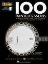 Hal Leonard - 100 Banjo Lessons - Cahill/Miles - Book/Audio Online