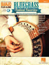 Hal Leonard - Bluegrass Festival Favorites: Banjo Play-Along Volume 9 - Book/Audio Online