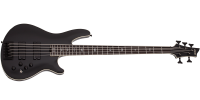 Schecter - SLS Elite-5 Evil Twin 5-String Bass - Satin Black
