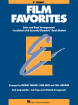 Hal Leonard - Essential Elements Film Favorites - Sweeney/Lavender/Moss - Trumpet - Book