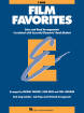 Hal Leonard - Essential Elements Film Favorites - Sweeney/Lavender/Moss - F Horn - Book