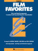 Hal Leonard - Essential Elements Film Favorites - Sweeney/Lavender/Moss - Trombone - Book
