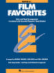 Hal Leonard - Essential Elements Film Favorites - Sweeney/Lavender/Moss - Baritone B.C. - Book