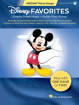 Hal Leonard - Disney Favorites: Instant Piano Songs - Book/Audio Online