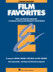 Hal Leonard - Essential Elements Film Favorites - Sweeney/Lavender/Moss - Keyboard Percussion - Book