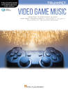 Hal Leonard - Video Game Music: Instrumental Play-Along - Trumpet - Book/Audio Online