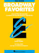 Hal Leonard - Essential Elements Broadway Favorites - Sweeney - Tenor Saxophone - Book