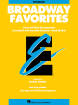 Hal Leonard - Essential Elements Broadway Favorites - Sweeney - Percussion - Book
