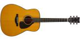 Yamaha - FG5 60s FG All Solid Spruce/Mahogany Acoustic Guitar