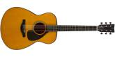 Yamaha - FS5 60s All Solid Spruce/Mahogany Acoustic Guitar