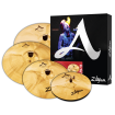Zildjian - A-Custom Cymbal Pack (14 HH, 16+18 Crash, 20 Ride)