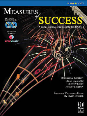 Measure of Success Book 1 - Percussion