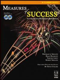 Measure of Success Book 2 - Alto Sax