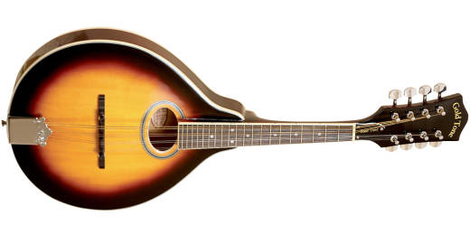 GM-50 A-Style Archtop Mandolin - Solid Top