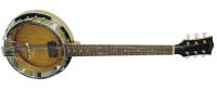 Gold Tone - GT-500 Deluxe 3-on-a-Side Banjitar