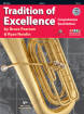 Kjos Music - Tradition of Excellence Book 1 - Tuba