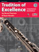 Kjos Music - Tradition of Excellence Book 1 - Bass Clarinet