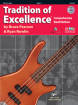 Kjos Music - Tradition of Excellence Book 1 - Electric Bass