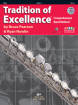 Kjos Music - Tradition of Excellence Book 1 - Flute